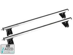 Багажник Smart Forfour 454 04-06 с гладкой крышей - Amos Dromader Aero (алюминиевый)