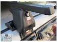 Багажник Toyota Carina 88-92 с гладкой крышей - Amos Dromader Stl Plus (стальной)