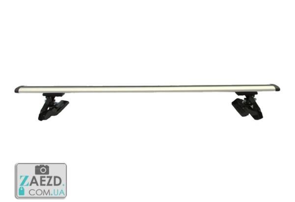 Багажник Smart Forfour 454 04-06 с гладкой крышей - Amos Dromader Wind (алюминиевый)
