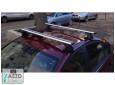 Багажник Smart Forfour 454 04-06 с гладкой крышей - Amos Dromader Wind Plus (алюминиевый)