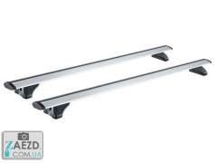 Багажник Mini Countryman 10-17 с интегрированными рейлингами - Cruz Fix Airo (алюминиевый)