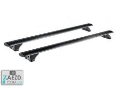 Багажник Mini Countryman 10-17 с интегрированными рейлингами - Cruz Fix Airo Black (алюминиевый)