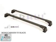 Багажник Erkul Fix WingCarrier V3 Black (невыступающий)