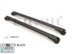 Багажник Erkul Skybar V1 Black (невыступающий)