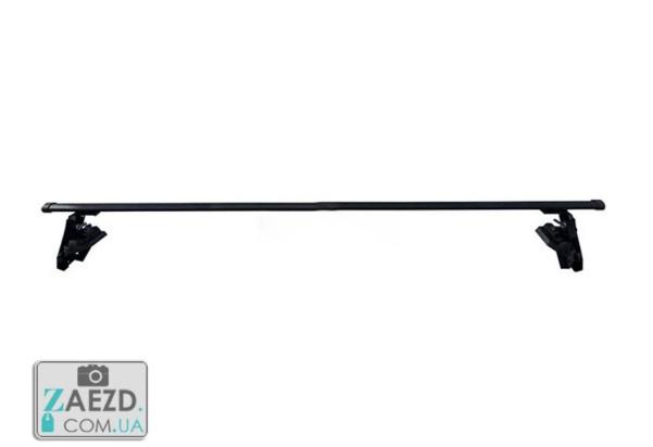 Багажник Smart Forfour 454 04-06 с гладкой крышей - Terra Clip (овал стальной)