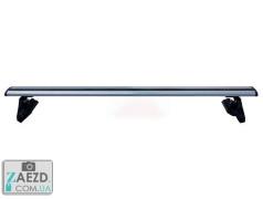 Багажник Geely Emgrand EC7 09-15 седан/хэтчбек, с гладкой крышей - Terra Clip Wing (алюминиевый)