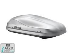 Бокс Sotra Altro 370 серый глянец (правосторонний)
