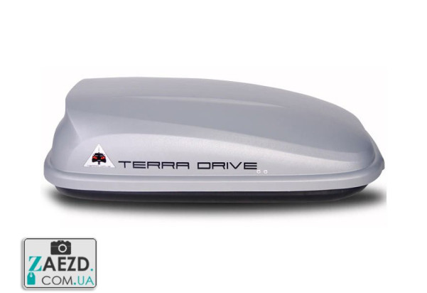 Бокс Terra Drive 320 серый (правосторонний)
