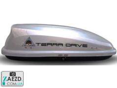 Бокс Terra Drive 320 серый глянец (правосторонний)