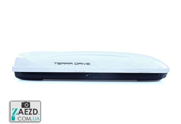 Бокс Terra Drive 600 белый глянец (двухсторонний)