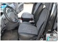 Авточехлы с алькантарой Honda Civic 10 15- седан (Avto Mania - L-Line)