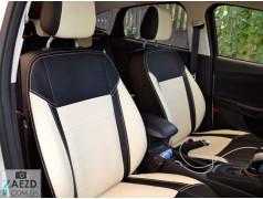 Авточехлы из экокожи Ravon R2 15- (Союз Авто - Elite-Sport)