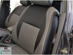 Авточехлы из экокожи Dodge Journey 08-11 (Союз Авто - Elite)