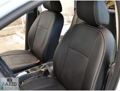 Авточехлы из экокожи Suzuki SX4 06-13 хэтчбэк (Союз Авто - Standart)