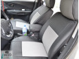 Авточехлы из экокожи Honda CR-V 3 06-12 (Союз Авто - Standart)