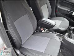 Авточехлы комбинированные Газель 33023  (1+2) (Союз Авто - Elite)