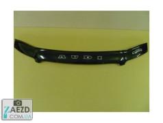 Дефлектор капота Audi A4 07-11 (Vip Tuning)