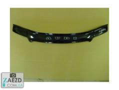 Дефлектор капота Audi A6 04-11 (Vip Tuning)