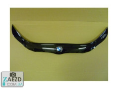Дефлектор капота BMW X1 09-15 (Vip Tuning)