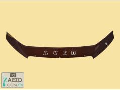 Дефлектор капота Chevrolet Aveo 3 12- (Vip Tuning)