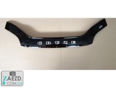 Дефлектор капота Chevrolet Cruze 02-07 (Vip Tuning)