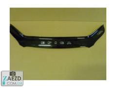 Дефлектор капота Chevrolet Epica 06-13 (Vip Tuning)