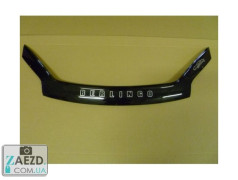Дефлектор капота Citroen Berlingo 02-08 короткий (Vip Tuning)