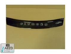 Дефлектор капота Citroen C3 02-09 (Vip Tuning)