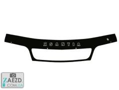 Дефлектор капота Citroen Xantia 98-01 (Vip Tuning)