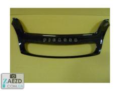 Дефлектор капота Citroen Xsara Picasso 04-10 (Vip Tuning)