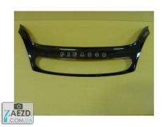 Дефлектор капота Citroen Xsara Picasso 99-04 (Vip Tuning)