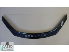 Дефлектор капота FAW Weizhi C1 06-11 (Vip Tuning)
