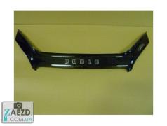 Дефлектор капота Fiat Doblo 05-10 (Vip Tuning)