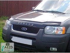 Дефлектор капота Ford Escape 00-07 (Vip Tuning)
