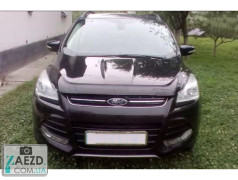 Дефлектор капота Ford Escape 12-16 (Vip Tuning)