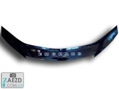 Дефлектор капота Geely Emgrand EC7 09-19 (Vip Tuning)