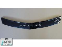 Дефлектор капота Honda Accord 8 08-14 (Vip Tuning)