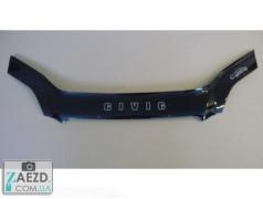 Дефлектор капота Honda Civic 6 96-00 евро (Vip Tuning)