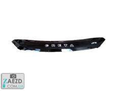 Дефлектор капота Hyundai Creta 17- короткий (Vip Tuning)
