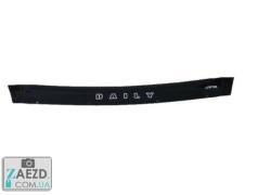 Дефлектор капота Iveco Daily 06-11 короткий (Vip Tuning)