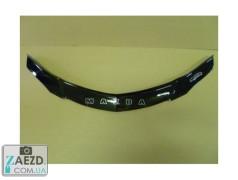 Дефлектор капота Mazda 3 03-09 седан (Vip Tuning)