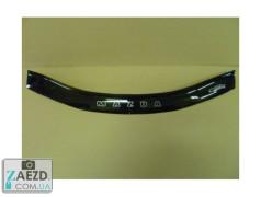 Дефлектор капота Mazda 323 97-00 хэтчбек (Vip Tuning)