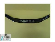 Дефлектор капота Mazda 323 97-00 седан (Vip Tuning)