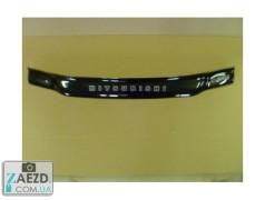 Дефлектор капота Mitsubishi L200 96-06 (Vip Tuning)