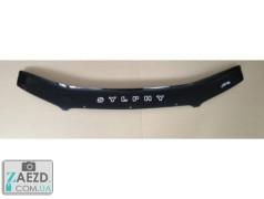 Дефлектор капота Nissan Bluebird Sylphy 00-05 (Vip Tuning)