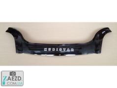 Дефлектор капота Nissan Kubistar 03-09 (Vip Tuning)