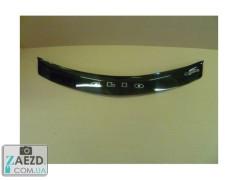 Дефлектор капота Renault Clio 3 05-12 (Vip Tuning)