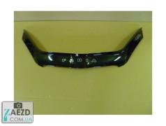 Дефлектор капота Skoda Fabia 2 07-10 (Vip Tuning)
