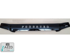 Дефлектор капота Subaru Forester 01-02 (Vip Tuning)