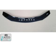 Дефлектор капота Subaru Impreza 3 07-11 (Vip Tuning)